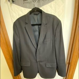 Banana Republic Navy Blue Sport Coat Slim Fit 44R
